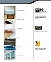 wired technology horizontal blinds offers control via standard ac switching