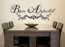 wall stickers home decor french quote bon appetit vinyl lettering words wall art quote sticky decals in wall stickers from home garden on  on wall art lettering words with wall stickers home decor french quote bon appetit vinyl lettering