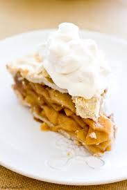 apple pie slice with whipped cream. Exellent With Inside Apple Pie Slice With Whipped Cream F
