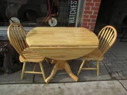 Rustic Round Kitchen Table Round Kitchen Table Oak Best Kitchen Ideas 2017