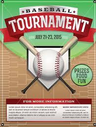 Baseball Brochure Template 26 Amazing Baseball Flyer Templates Psd Ai Docs Pages