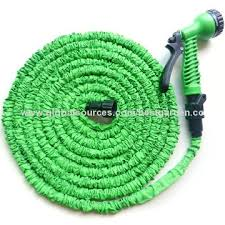 china 100ft magic hose with 7 way plastic nozzle and water valve set best