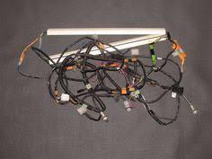 90 93 miata oem door wiring harness left doors and products 90 91 92 93 mazda miata oem trunk wiring harness