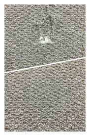wver the case may be our trained technicians can cut out the damaged carpet and replace it with an undamaged piece from spare carpet