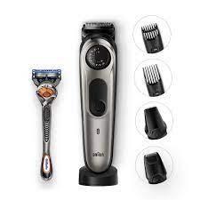 Tông đơ cắt tóc và cạo râu Braun Beard Trimmer BT7040 giadungducplus