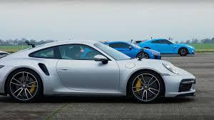 Watch Porsche 911 Turbo S Crush Both GT-R <b>Nismo</b>, Audi R8 In A ...