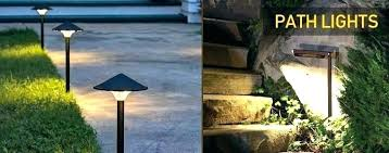 led path lights low voltage led pathway lights elegant low voltage pathway