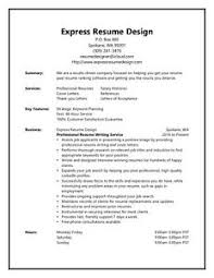 Two Page Resume Resume Writing Service Two Page Resume Cover Letter Interview
