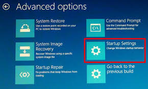 windows 10 safe mode how to enter windows 10 trouble shoot for system restore or