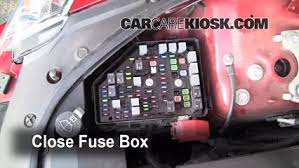 blown fuse check 2008 2015 cadillac cts 2010 cadillac cts 6 replace cover secure the cover and test component