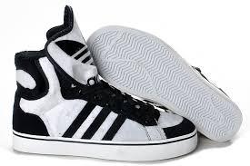 adidas shoes logo. adidas m attitude logo three shoes black white
