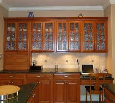 etched glass for kitchen cabinets contemporary art etched glass kitchen cabinet
