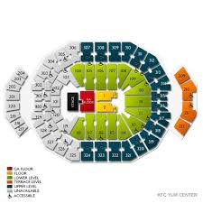 Yum Concert Seating Chart Luke Combs Louisville Tickets 12 11 2019 Vivid Seats