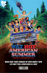 Image result for wet hot american summer