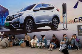 Tesla was commenting on china's cyberspace administration's draft rules. New Suv Models Star At China Auto Show Under Virus Controls World Fredericksburg Com