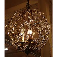 currey company round crystal bud chandelier cc 9652 previous next