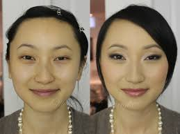 chinese bridal makeup pictures