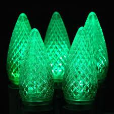 C9 Lights Walmart Novelty Lights 25 Pack C9 Led Outdoor String Light Christmas Replacement Bulbs E17 C9 Base 5 Watt Walmart Com