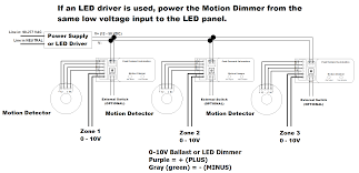 peak demand automation zone motion dimmer wiring diagrams