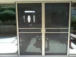 Retractable Screens Gallery Sentinel Sliding Patio Door Screen