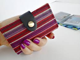 Free Wallet Sewing Pattern Cool Inspiration Design