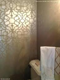 elegant sponge painting techniques for walls