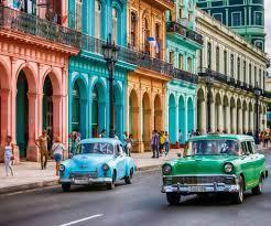 "Vliestapete ""Cuba"" (168-DV3) von Komar"