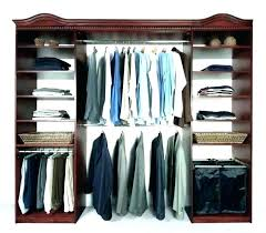 canvas closet organizer home diy cloth canvas closet organizer
