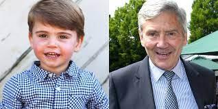 Prince Louis & Michael Middleton, Kate's Dad, Look So Alike