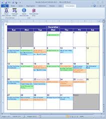 Schedule Table Maker Calendar Creator For Microsoft Word With Holidays