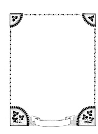 Dtp Border Designs Free Simple Page Border Designs To Draw Download Free Clip