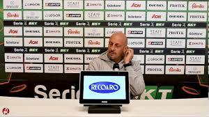 LR Vicenza - Ascoli | Di Carlo | Conferenza Pre-Match - YouTube