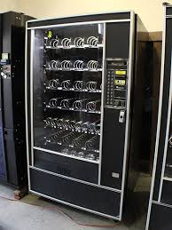 Used Vending Machine