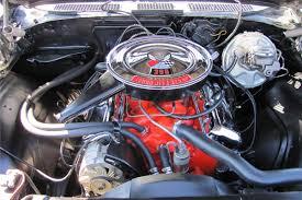 Chevrolet Chevelle Engine Options: 1969
