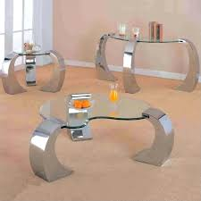 glass top tables with metal base coaster chrome coffee table with metal base and kidney glass