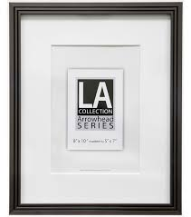 la collection metal wall frame 8x10 pewter