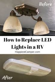 motorhome replacement interior lights. how to replace lights in a rv. replacing rv led is simple with this motorhome replacement interior e