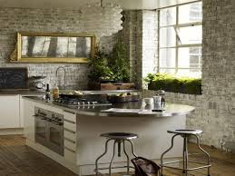 Kitchen Cabin Kitchen Islands Industrial Rustic Kitchen Design
