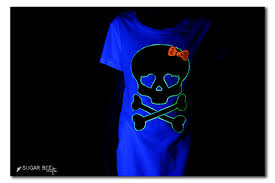 glow girls shirt