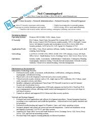 sample cover letter server administrator cover letter resume sample resume for an information admin resume sample