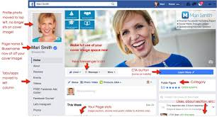 Facebook Page New Design New Facebook Page Design Layout Changes 2016