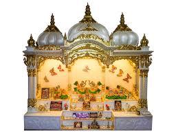 Iskcon Altar Designs Altars From Iskcon Ujjain Blog Iskcon Desire Tree Idt