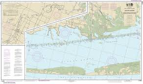 Intracoastal Waterway Mileage Chart Noaa Chart 11303 Intracoastal Waterway Laguna Madre Chubby Island To Stover Point Including The Arroyo Colorado