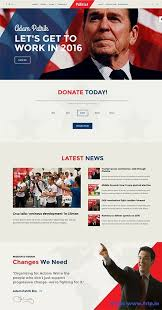 3 Best Political Joomla Templates 2019 Joomla Templates