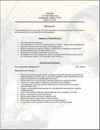 Resume Layout Examples Beauteous General Resume Templates Word Example Resume Writing General Resume