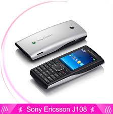 sony ericsson phone models. sony ericsson j108 j108i(unlocked)cell phone mp3 mp4 music 3g phones 2mp camera models