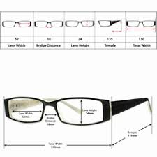Glasses Size Chart 50 Elegant The Best Of Glasses Frame Size Chart Home Furniture
