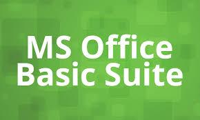 Ms Suite Ms Office Basic Suite