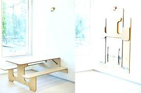 wall mounted kitchen table wall mounted kitchen tables dinning fascinating wall mounted folding