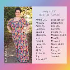 Lularoe Ana Dress Size Chart Bedowntowndaytona Com